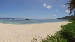Ein Strand schöner und einsamer als der andere ....